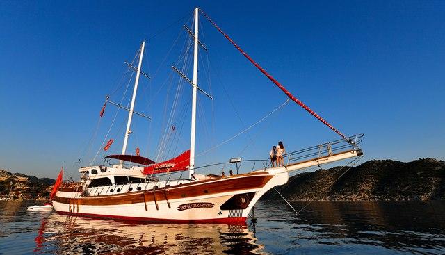 Blu Dream Charter Yacht