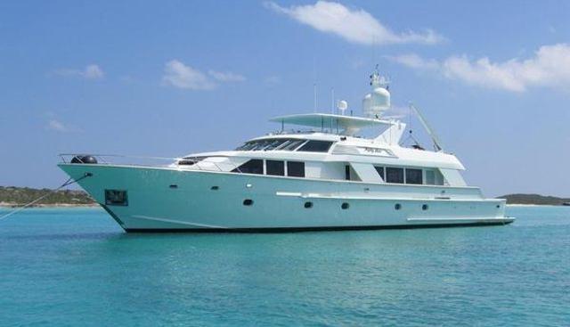 Topps Charter Yacht - 2