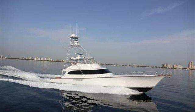 Hullbilly Charter Yacht - 3