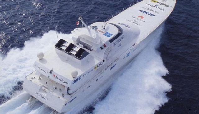 Destriero Charter Yacht - 4