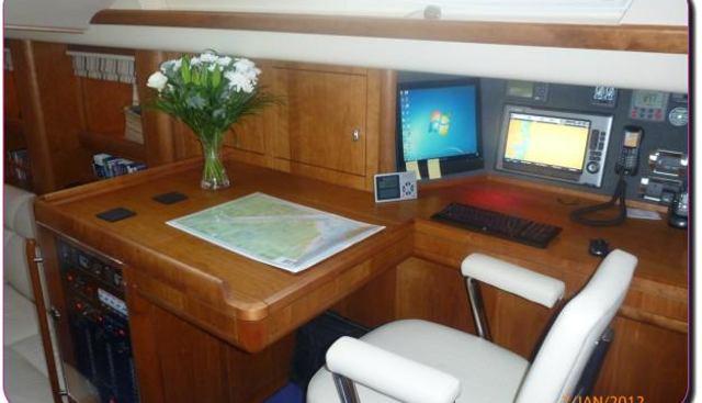 Midnight Charter Yacht - 8