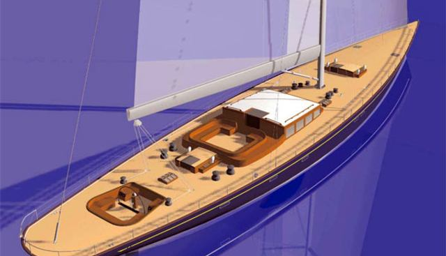 Frers 150 Sloop Charter Yacht