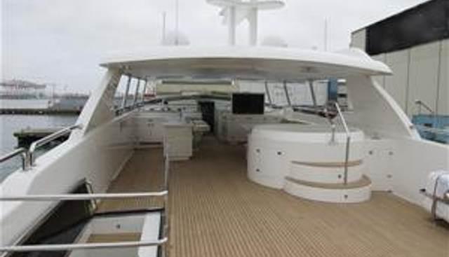 Lady Gaga Charter Yacht - 2