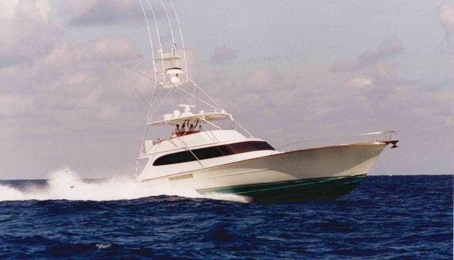 Remain Calm Charter Yacht - 2
