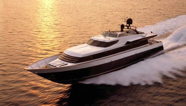 Corona Del Mar Charter Yacht