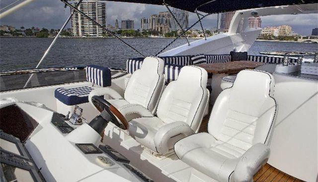 Terraferma Charter Yacht - 5
