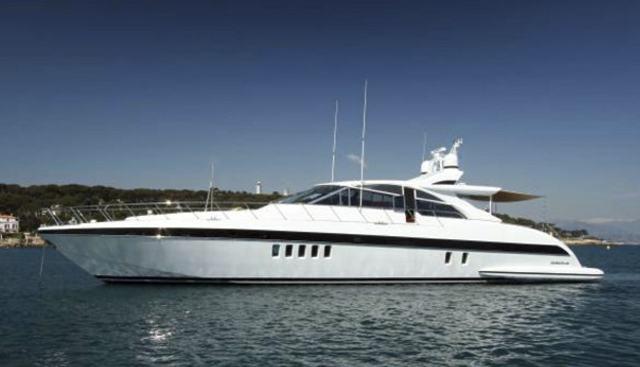 K Grace Charter Yacht