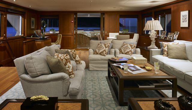Ancallia Charter Yacht - 8
