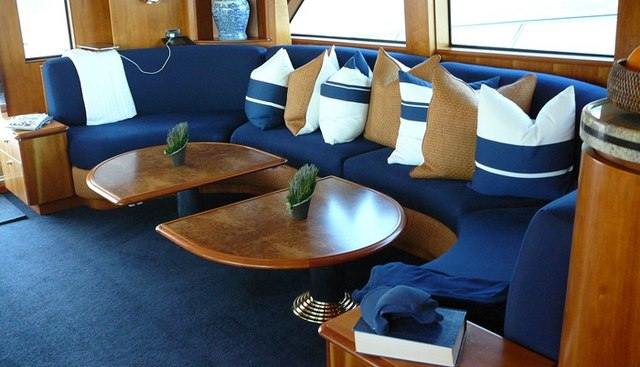 Prime Time Charter Yacht - 5