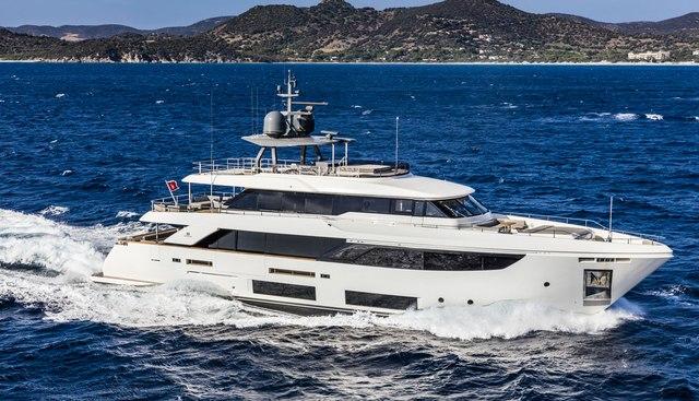 Adelia Charter Yacht
