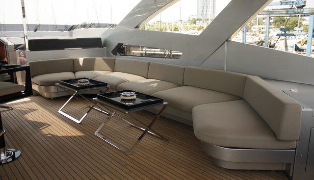 Tee-Dje Charter Yacht - 6