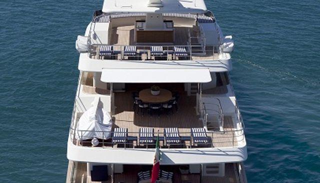 Magari Charter Yacht - 5