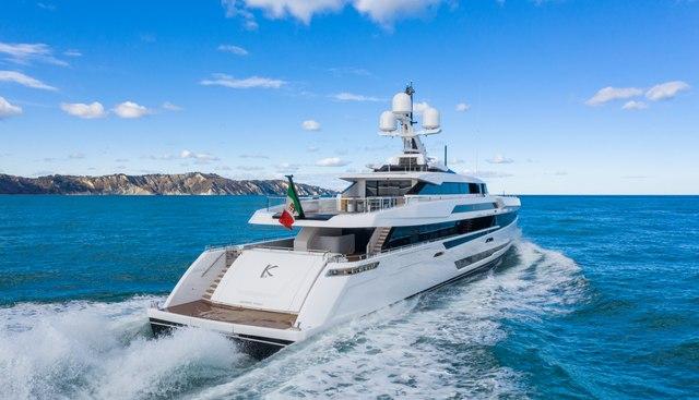 K2 Charter Yacht - 5