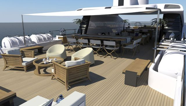 Quantum of Solace Charter Yacht - 4