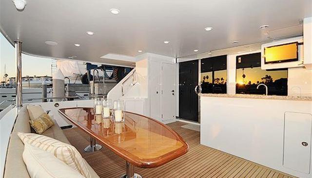 Wiggle Room Charter Yacht - 4