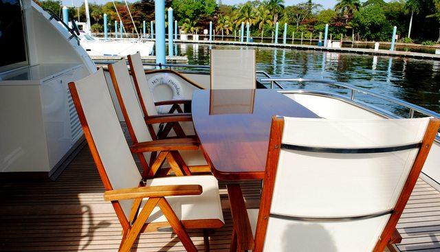 Paradise Charter Yacht - 3