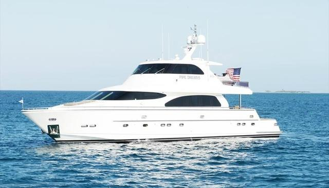 Miss Dunia Charter Yacht - 2