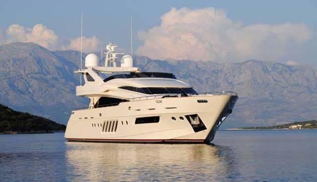 Kokomolink Charter Yacht