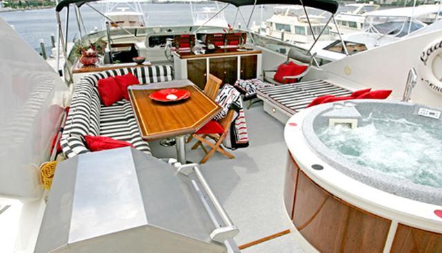 Lady Di Charter Yacht - 2