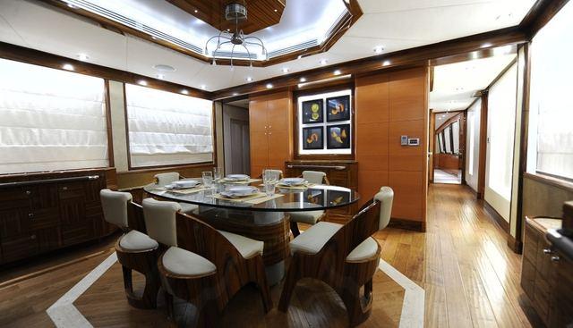 Infinity 7 Charter Yacht - 8
