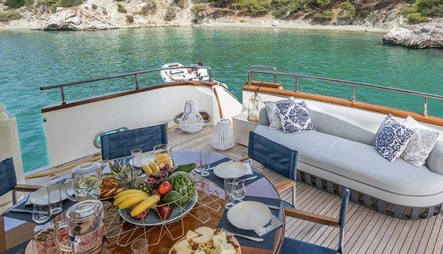 Estia Poseidon Charter Yacht - 4
