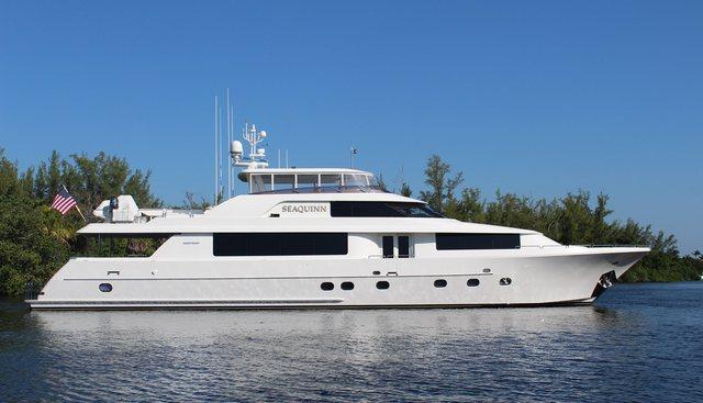 Seaquinn Charter Yacht