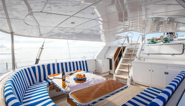 Fidelitas Charter Yacht - 3