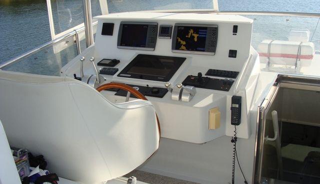 Miss Debbie Charter Yacht - 2