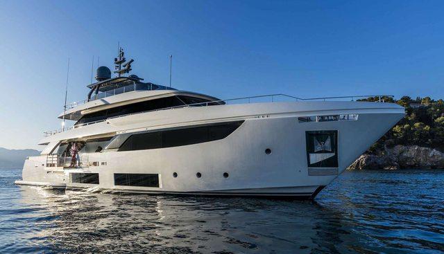 Maria Theresa Charter Yacht - 2