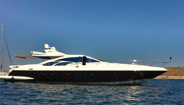 Ines Charter Yacht