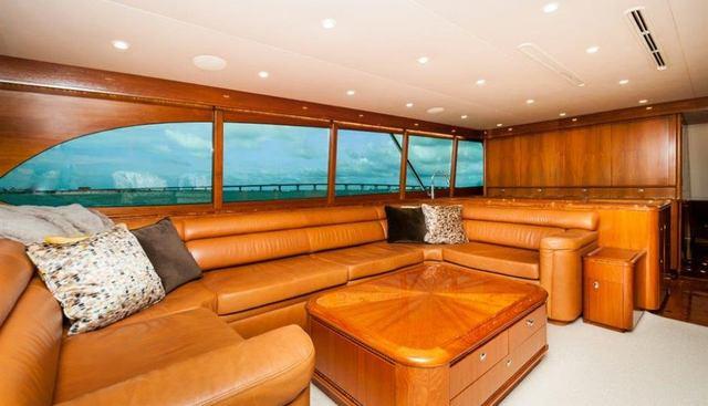 Remain Calm Charter Yacht - 5