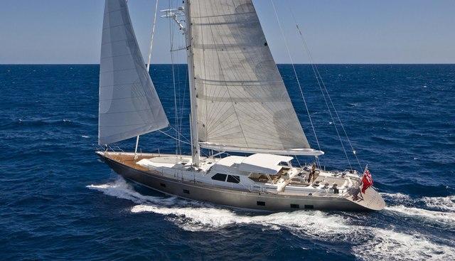 Miniskirt Charter Yacht