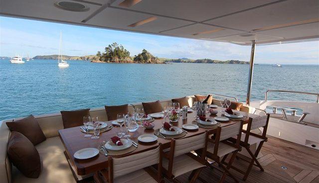 Estel of Ibiza Charter Yacht - 4