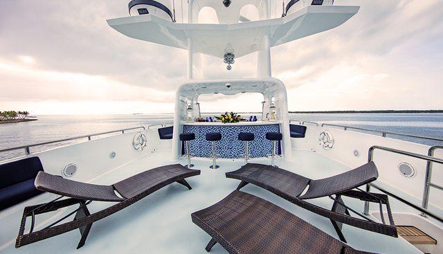 Island Heiress Charter Yacht - 3
