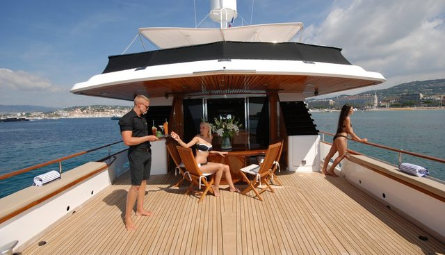Atlantic Endeavour Charter Yacht - 5