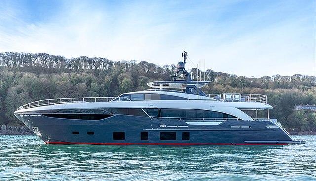Restless Charter Yacht