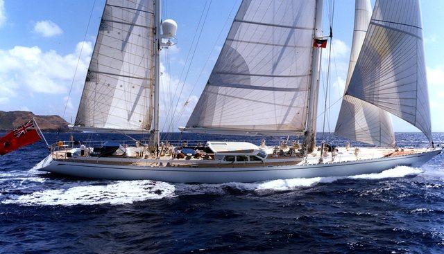 Cyclos III Charter Yacht