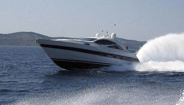 Pure Pleasure Charter Yacht