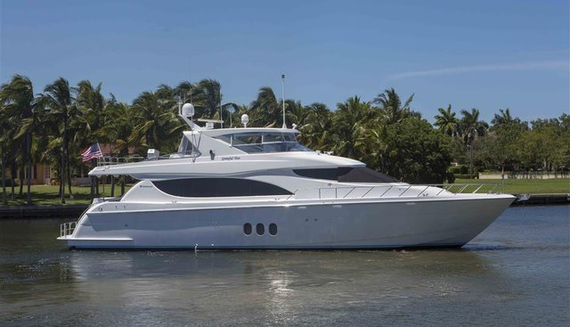 Happy Hour Charter Yacht