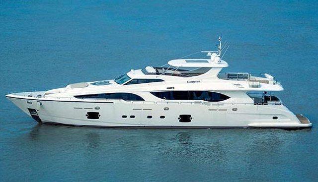 Contessa Charter Yacht