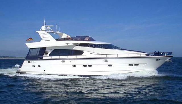 Elegance 70 Charter Yacht