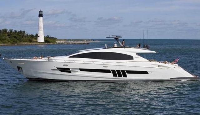 LSX 92 Charter Yacht - 2