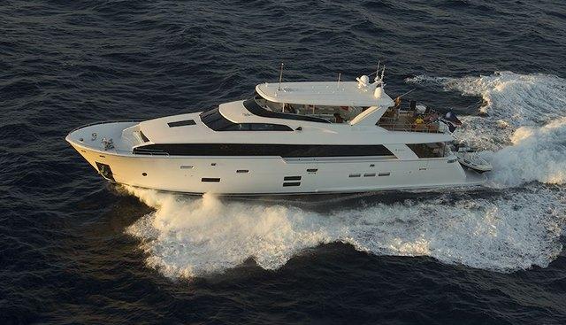 Southern Starx Charter Yacht