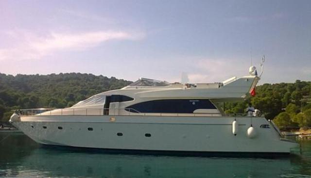 Aegean Eagle Charter Yacht