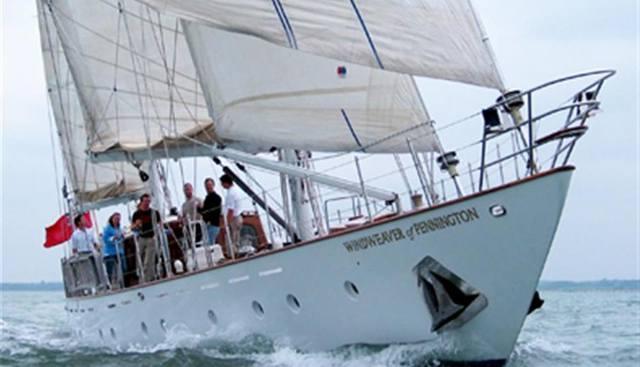 Windweaver of Pennington Charter Yacht - 2