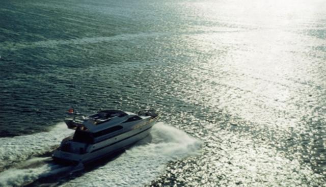 Lady Nevine Charter Yacht - 5