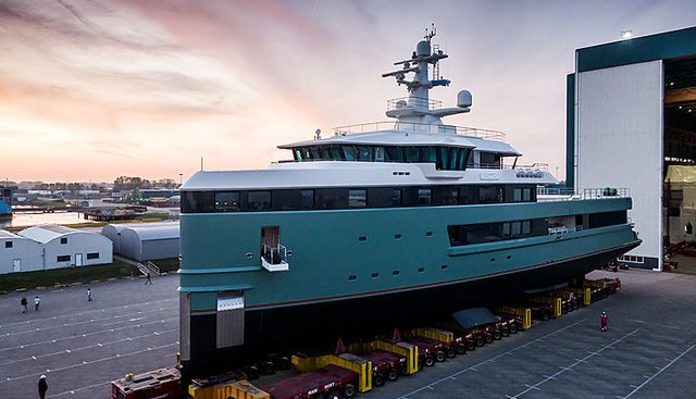 Anawa Charter Yacht