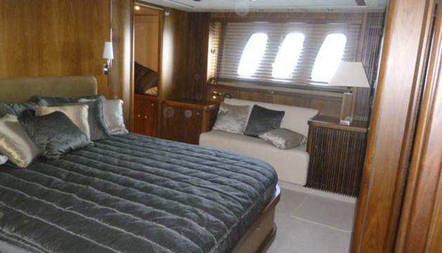 Sunseeker Predator 82 Charter Yacht - 2