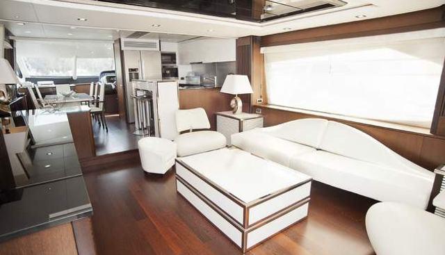 Noah White Charter Yacht - 5