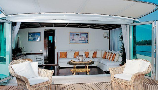 El Caran Charter Yacht - 3